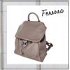 Кожаные рюкзаки FERRERA